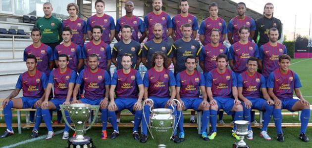 هجوم الإعلام ضد فريق برشلونة في ظل تراجع النتائج