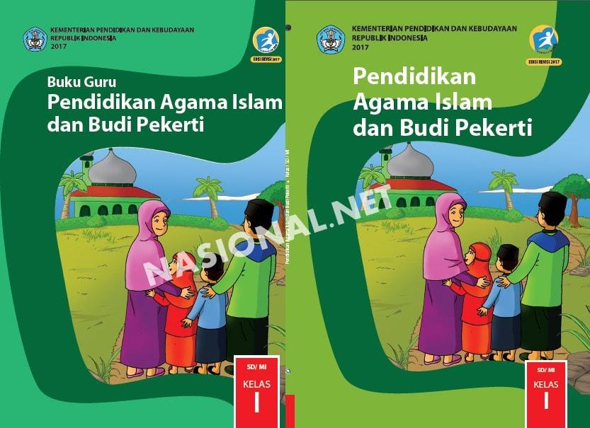 Buku Guru dan Siswa Pendidikan Agama Islam (PAI) Kurikulum 2013 Revisi 2017