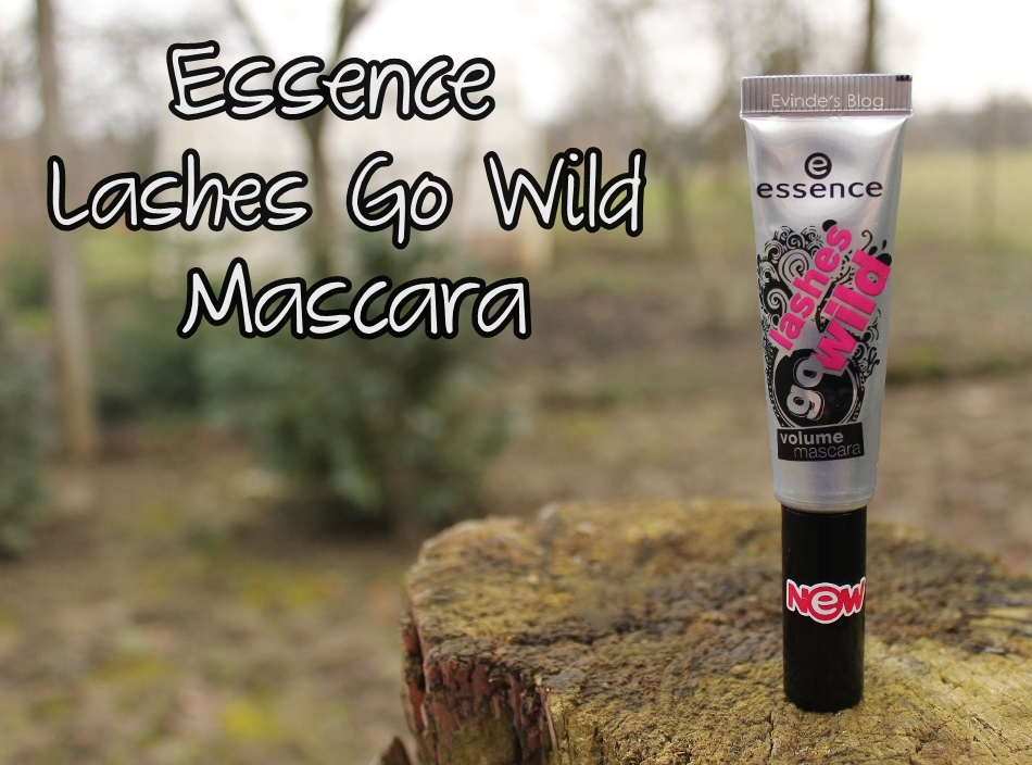 essence lashes go wild mascara