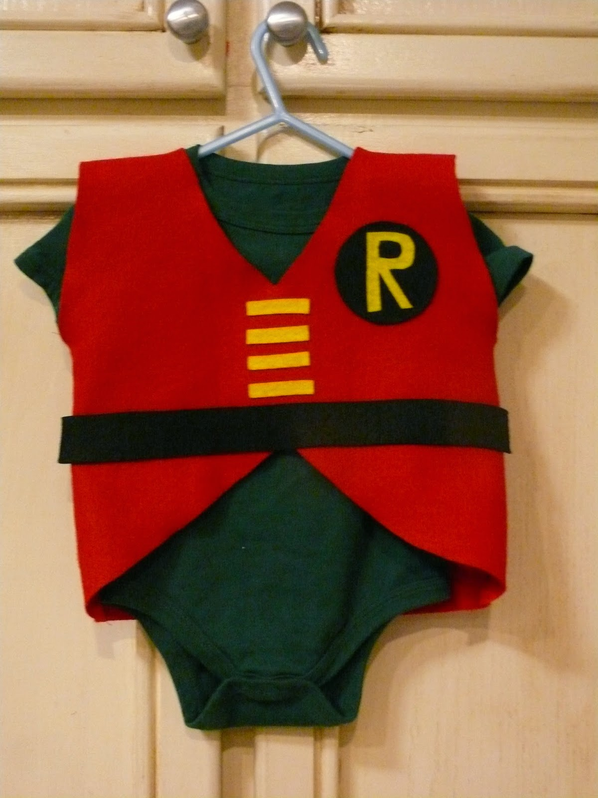 I was so excited to dress the boys in coordinating Halloween costumes this year. The only problem was that Jake kept changing his mind. : baby robin costume  - Germanpascual.Com