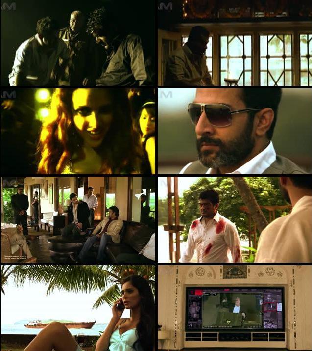 Billa 2 (2014) Hindi Dubbed 480p WEBRip