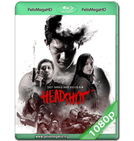 HEADSHOT (2016) WEB-DL 1080P HD MKV ESPAÑOL LATINO