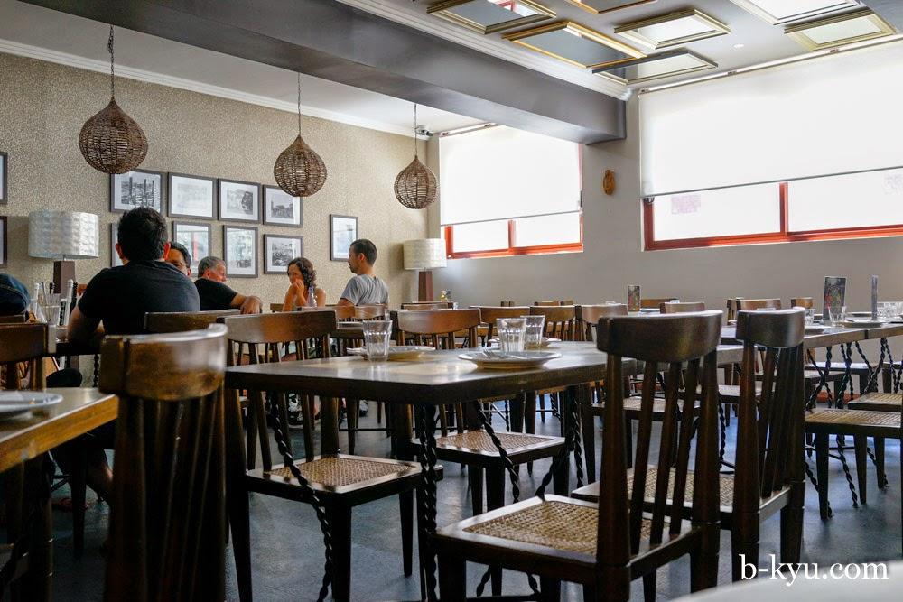 BKyu La Mesa Philippine Cuisine  Chinatown