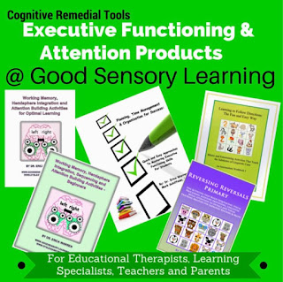 Executive Functioning and Attention Products