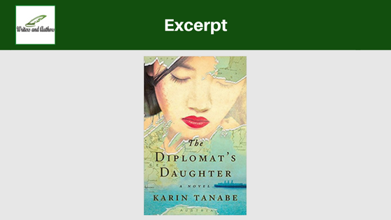 Excerpt: The Diplomat's Daughter by Karin Tanabe