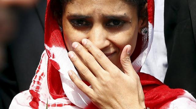 La joven sorda Geeta perdida en Pakistán y regresada a India
