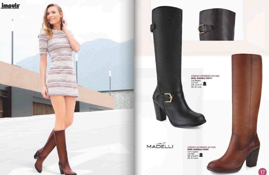 Zapatos impuls damas catalogo oi 2018 calzados for Catalogo bp 2017