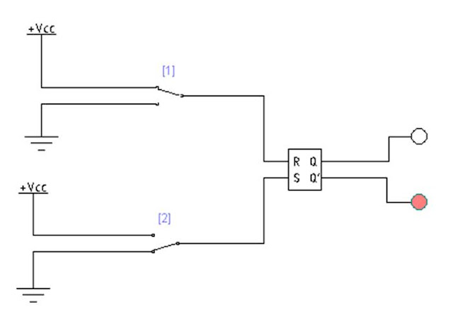 circuit diagram using standard circuit symbols sr circuit diagram #3