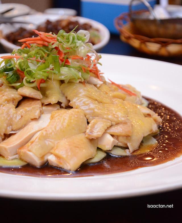 Kampung Chicken (Whole Bird RM88) - deboned version