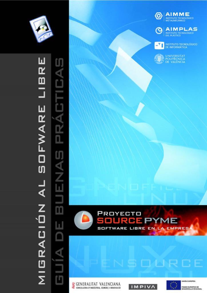 Migración al software libre: Guía de buenas prácticas