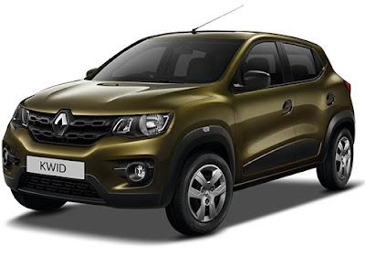 Renault Kwid 1.0 MT picture