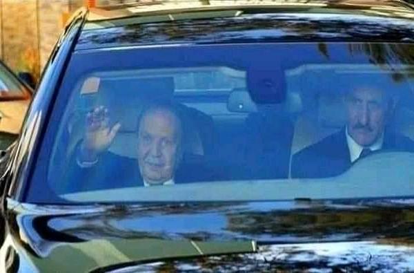 الرئيس بوتفليقة يعود الى أرض الوطن
