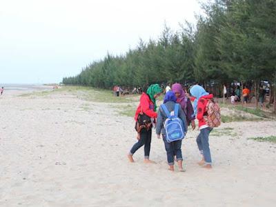 Karang Jahe beach