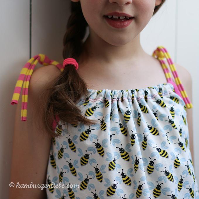 Jerseykleid nahen ohne schnittmuster