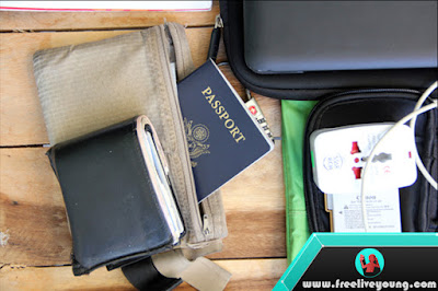 Packing list in your Backpacks for Travelling Around the World
