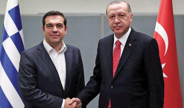 Το πλαίσιο διαλόγου Τσίπρα στην Τουρκία
