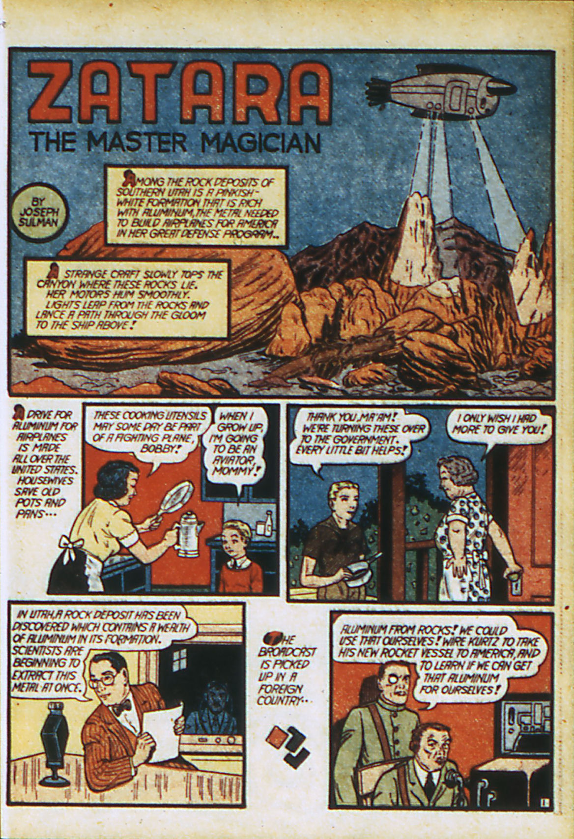Read online Action Comics (1938) comic -  Issue #44 - 57
