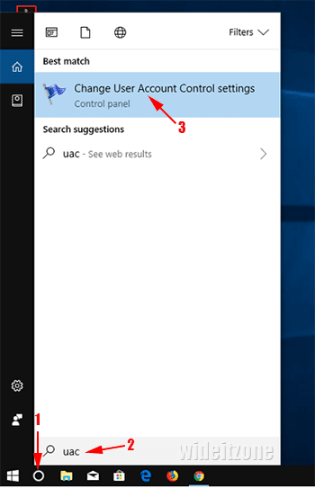 What is User Account Control (UAC) and how to disable it