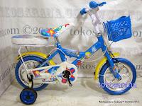 Sepeda Anak Erminio Ban Eva 12 Inci 3