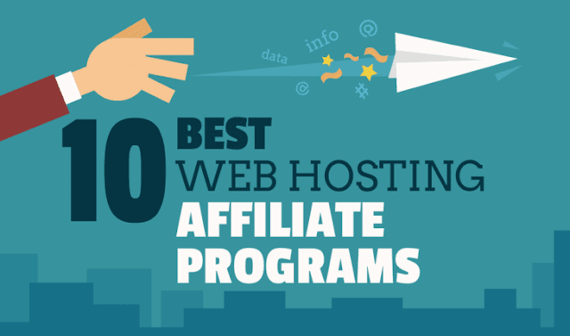 Top 10 Web Hosting Affiliate Programs