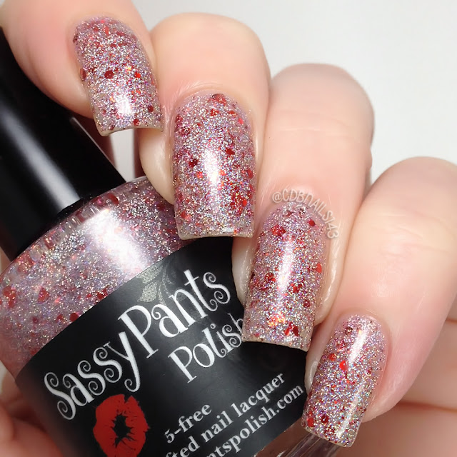 Sassy Pants Polish-Nose Like a Cherry