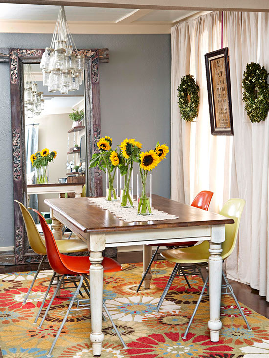 Modern Furniture Charming Home 2013 Decorating Ideas