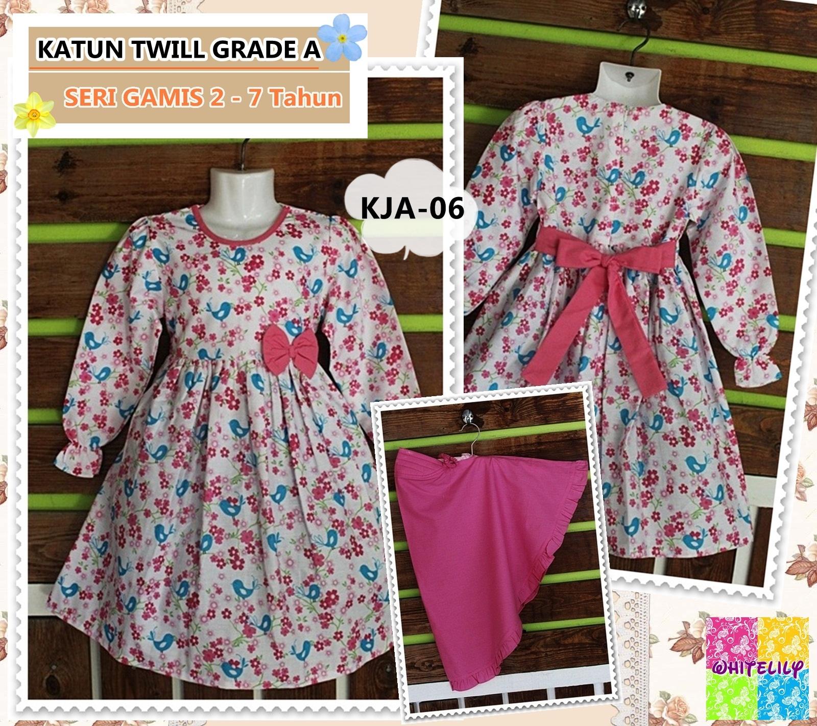 Whitelily Grosir Baju Anak Perempuan