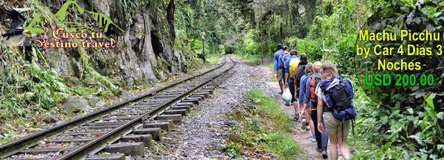 Viajes barato a Machu Picchu