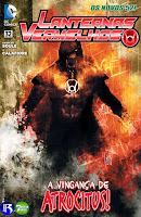Os Novos 52! Lanternas Vermelhos #32