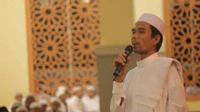Ustadz Abdul Somad Paparkan 3 Solusi Atas Masalah Terberat Dakwah