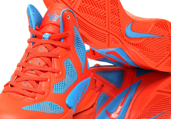 new arrival a71d8 617a8 2011 Nike Hyperfuse Russell Westbrook PE Sneaker (New Images)