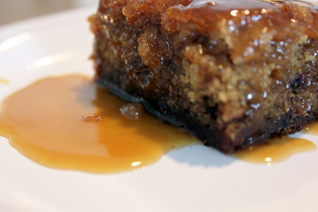 Sticky Toffee Pudding by freshfromthe.com