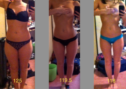 Thinspiration pictures: Before and after thinspo: Hard ...