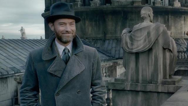 Албус Дъмбълдор във Фантастични животни: Престъпленията на Гринделвалд