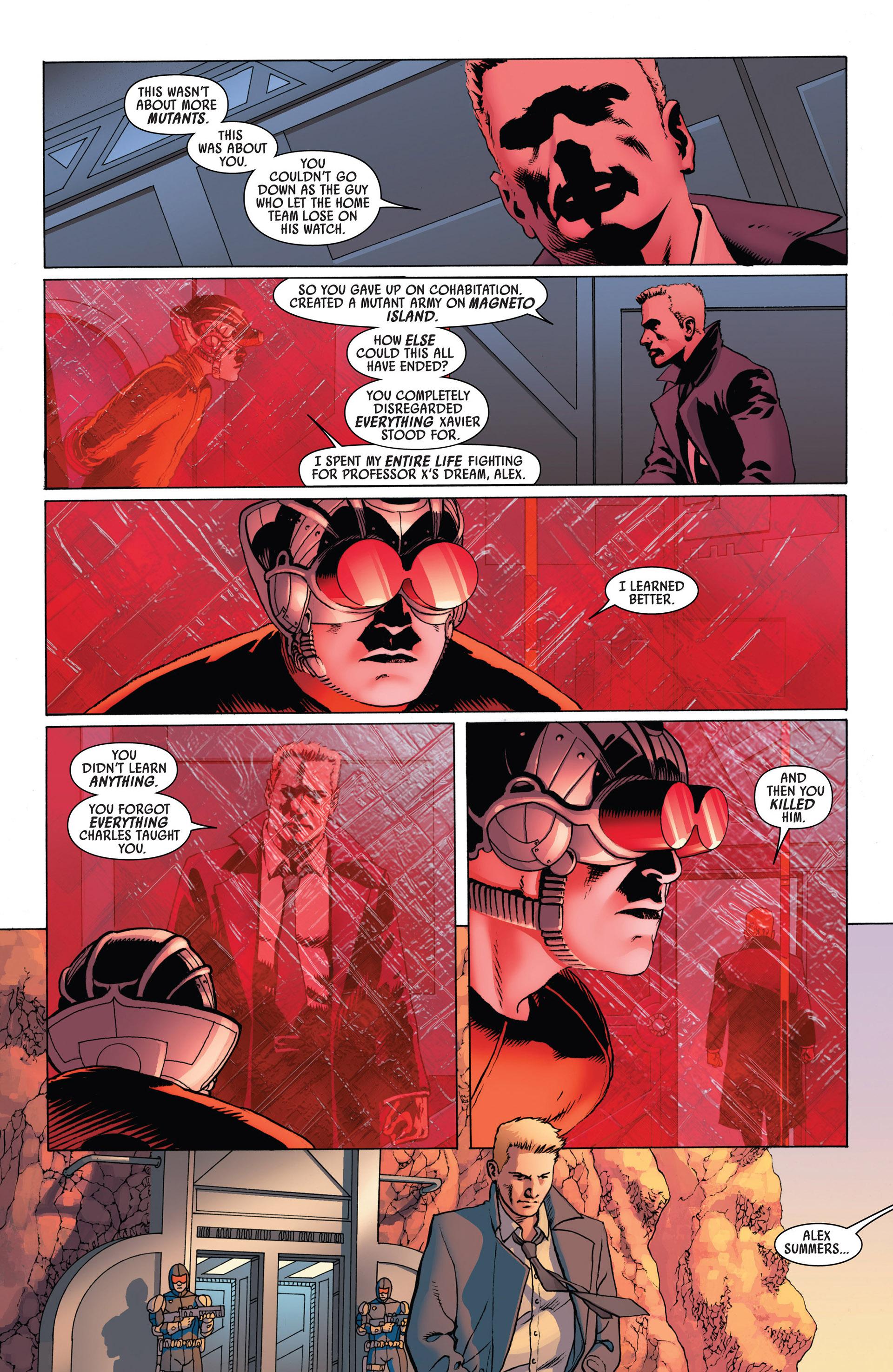 Read online Uncanny Avengers (2012) comic -  Issue #1 - 8