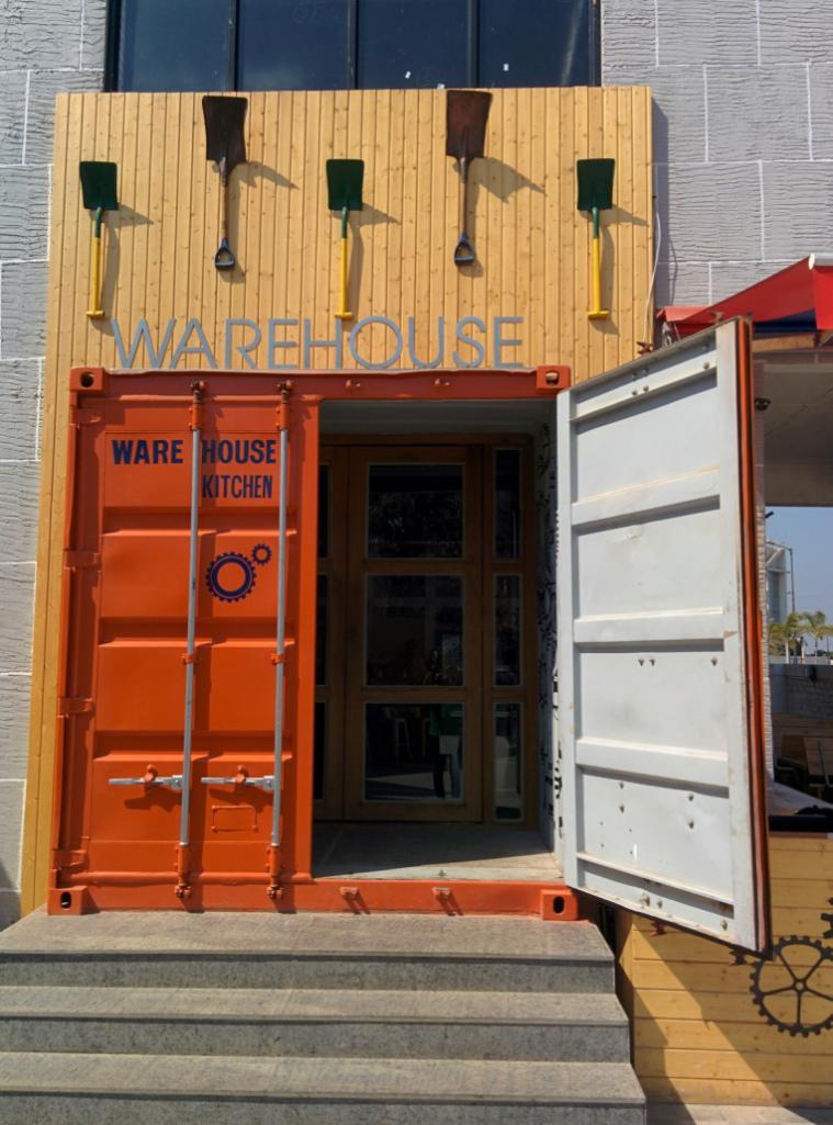 Warehouse Kitchen