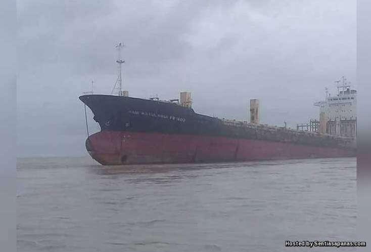 'Kapal Hantu' Muncul Semula Selepas Hilang Sembilan Tahun