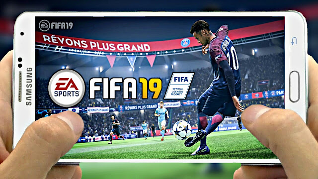 FIFA 19 MOD PES Android 500 MB Best Graphics Offline