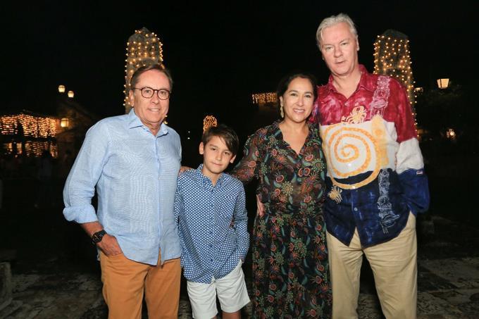 Celebridades mundiales escogen República Dominicana para recibir el Año Nuevo