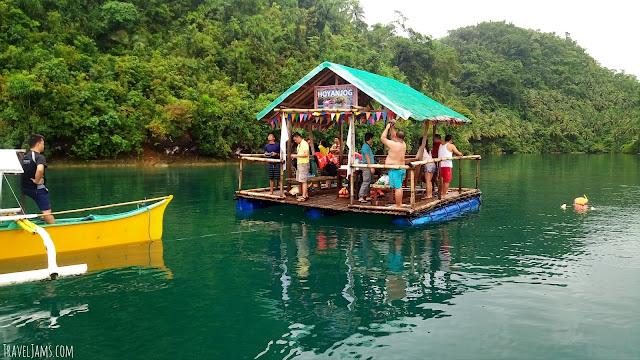 tinago island cruise, tagaanan | surigao del norte | traveljams