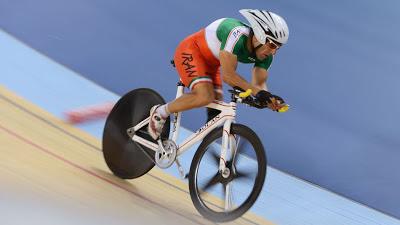 Iranian para-cyclist dies after crash at Rio Paralympics