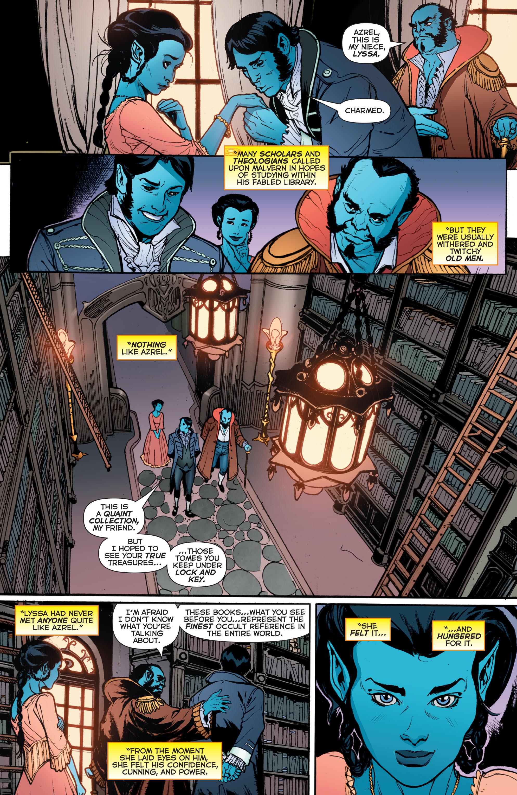 Read online Sinestro comic -  Issue # Annual 1 - 15