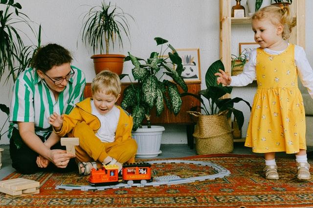 Keterlibatan Orang Tua dalam Kegiatan Bermain Anak