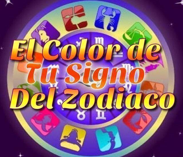 Los colores para cada signo zodiacal y sus significados Mhoni