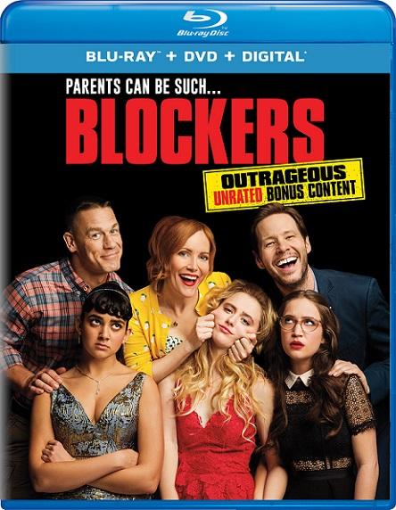 Blockers (No me las toquen) (2018) 720p y 1080p BDRip mkv Dual Audio DTS 5.1 ch