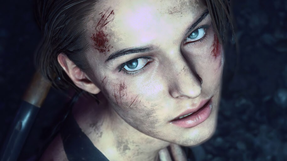 Jill Valentine, Resident Evil 3, Remake, 4K, #7.1688