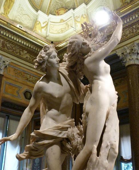 dafne guia portugues roma galeria borghese - Galleria Borghese: Caravaggio e Bernini para fortes corações