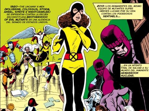 X-MEN: DIAS DEL FUTURO PASADO, 10 DIFERENCIAS CON EL COMIC DE CLAREMONT Y BYRNE