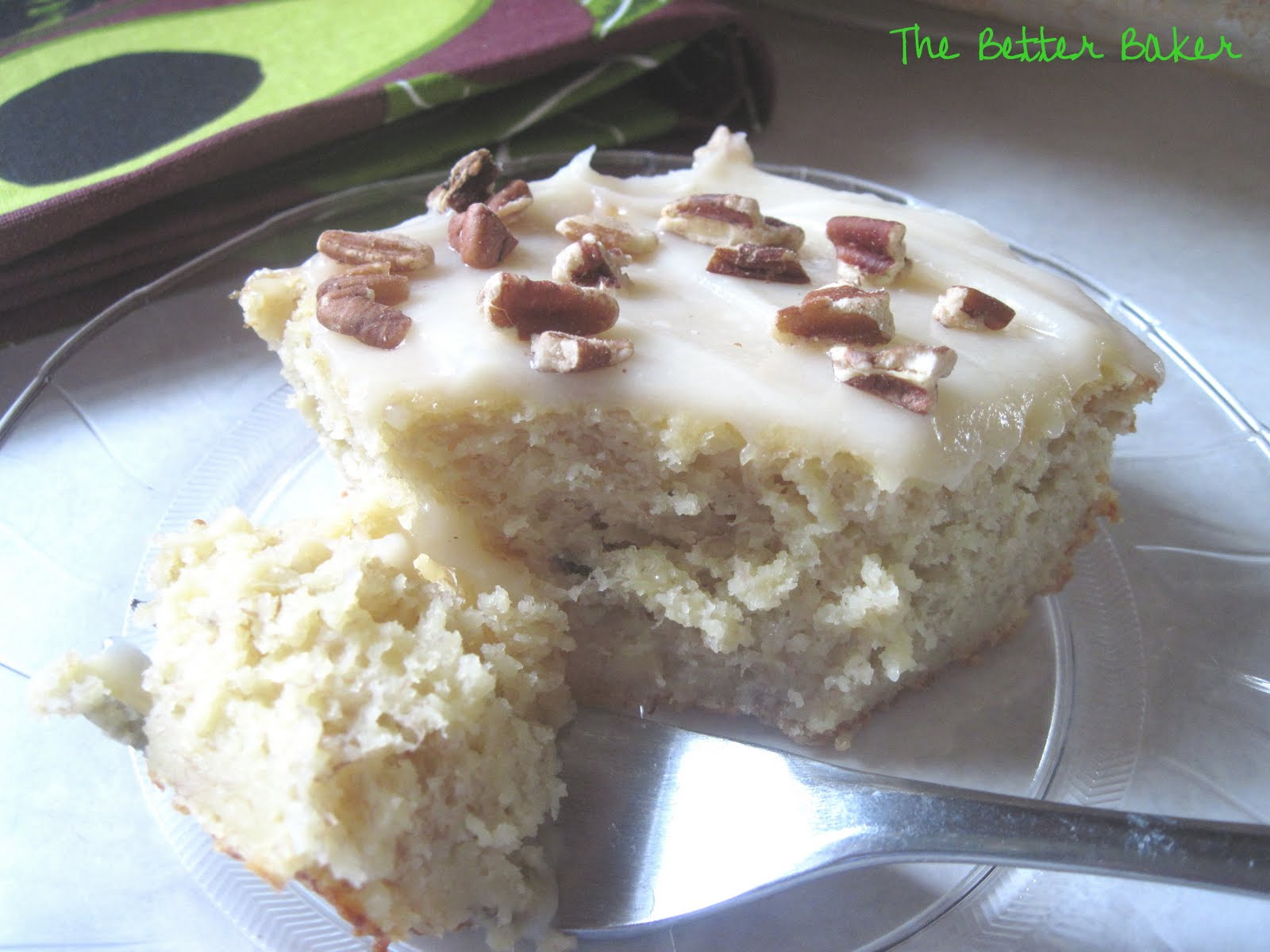 Banana Cake Cake Mix
