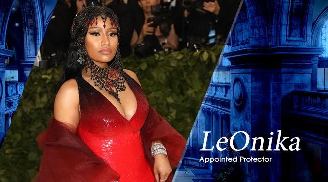Met Gala Fantasy MMXVII: Nicki Minaj | Random J Pop